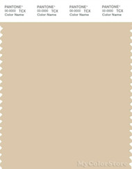 PANTONE SMART 13-1009X Color Swatch Card, Biscotti