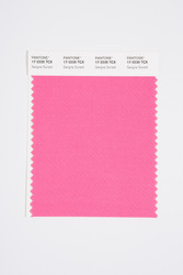 Pantone Smart 17-2235 TCX Color Swatch Card, Sangria Sunset