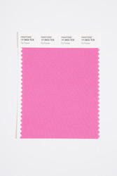 Pantone Smart 17-2623 TCX Color Swatch Card, Fiji Flower