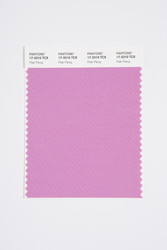 Pantone Smart 17-3310 TCX Color Swatch Card, Pale Pansy