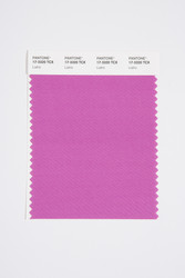 Pantone Smart 17-3320 TCX Color Swatch Card, Liatris