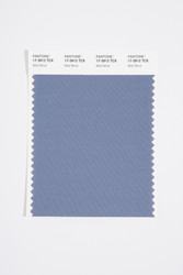 Pantone Smart 17-3912 TCX Color Swatch Card, Wild Wind