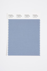 Pantone Smart 17-3926 TCX Color Swatch Card, Troposphere