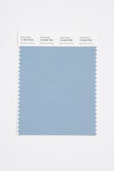 Pantone Smart 17-4019 TCX Color Swatch Card, Mountain Spring