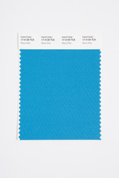 Pantone Smart 17-4129 TCX Color Swatch Card, Wave Ride