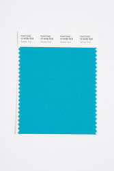 Pantone Smart 17-4725 TCX Color Swatch Card, Tahitian Teal