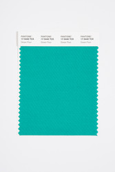 Pantone Smart 17-5440 TCX Color Swatch Card, Ocean Floor