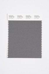 Pantone Smart 18-0202 TCX Color Swatch Card, Lava Smoke