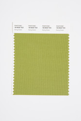 Pantone Smart 18-0530 TCX Color Swatch Card, Going Green