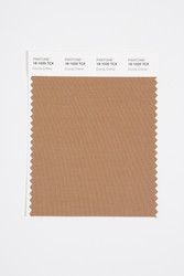 Pantone Smart 18-1020 TCX Color Swatch Card, Cocoa Crème