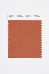 Pantone Smart 18-1243 TCX Color Swatch Card, Imperial Topaz