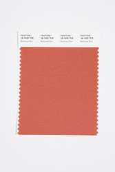 Pantone Smart 18-1432 TCX Color Swatch Card, Redwood Burl