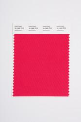 Pantone Smart 18-1665 TCX Color Swatch Card, Watermelon
