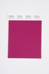 Pantone Smart 18-1722 TCX Color Swatch Card, Raspberry Coulis