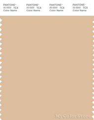 PANTONE SMART 13-1015X Color Swatch Card, Honey Peach