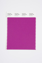 Pantone Smart 18-3024 TCX Color Swatch Card, Beautyberry