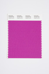 Pantone Smart 18-3223 TCX Color Swatch Card, Cattleya Orchid