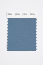 Pantone Smart 18-3919 TCX Color Swatch Card, Bluefin