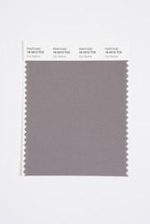Pantone Smart 18-4010 TCX Color Swatch Card, City Skyline