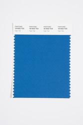 Pantone Smart 18-4022 TCX Color Swatch Card, High Tide
