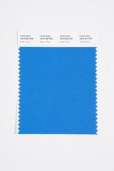 Pantone Smart 18-4143 TCX Color Swatch Card, Super Sonic