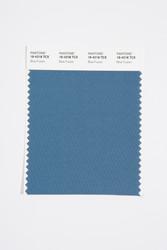 Pantone Smart 18-4218 TCX Color Swatch Card, Blue Fusion