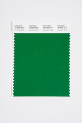 Pantone Smart 18-6026 TCX Color Swatch Card, Abundant Green