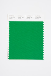 Pantone Smart 18-6031 TCX Color Swatch Card, First Tee