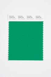 Pantone Smart 18-6033 TCX Color Swatch Card, Green Tambourine