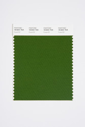 Pantone Smart 19-0231 TCX Color Swatch Card, Forest Elf