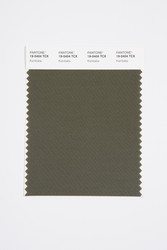 Pantone Smart 19-0404 TCX Color Swatch Card, Kambaba