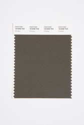 Pantone Smart 19-0406 TCX Color Swatch Card, Chimera