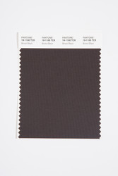 Pantone Smart 19-1100 TCX Color Swatch Card, Bristol Black
