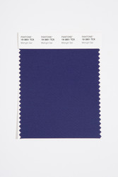 Pantone Smart 19-3851 TCX Color Swatch Card, Midnight Sail