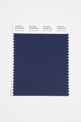 Pantone Smart 19-3932 TCX Color Swatch Card, Naval Academy