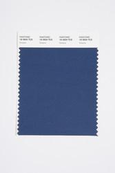 Pantone Smart 19-3934 TCX Color Swatch Card, Oceana