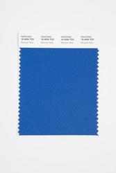 Pantone Smart 19-4054 TCX Color Swatch Card, Nouvean Navy