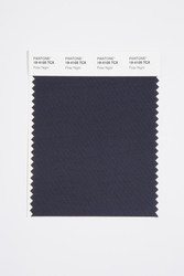 Pantone Smart 19-4105 TCX Color Swatch Card, Polar Night