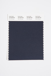 Pantone Smart 19-4109 TCX Color Swatch Card, After Midnight