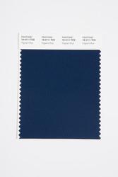 Pantone Smart 19-4111 TCX Color Swatch Card, Pageant Blue