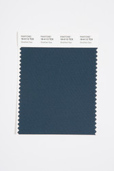 Pantone Smart 19-4112 TCX Color Swatch Card, Stratified Sea