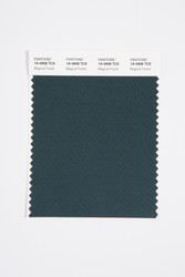 Pantone Smart 19-4908 TCX Color Swatch Card, Magical Forest