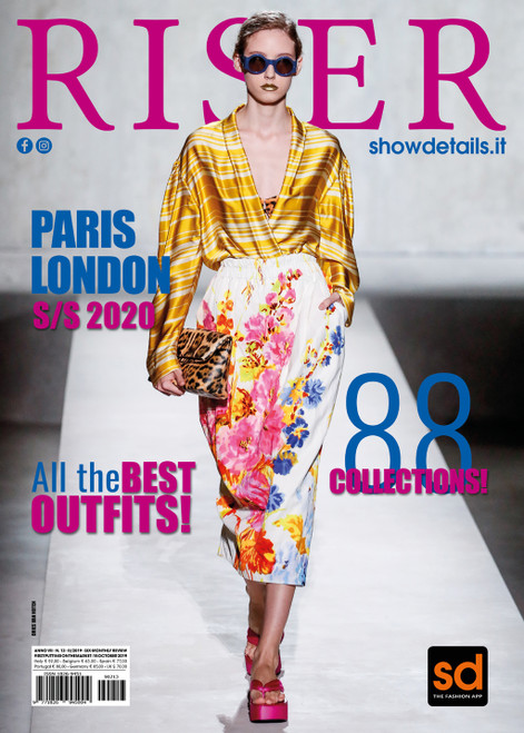 Show Details Riser  Women Paris/London Digital  - 2 iss/yr
