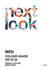 Next Look Men Colour Usage - Magazine  - 2 iss/yr