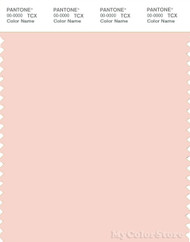 PANTONE SMART 13-1407X Color Swatch Card, Creole Pink