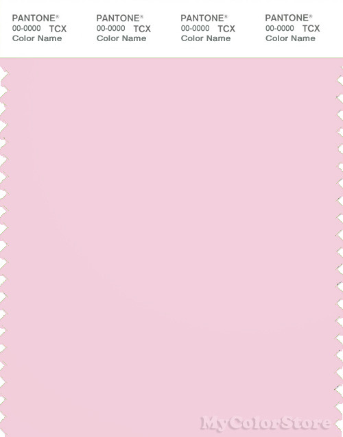 PANTONE SMART 13-2807X Color Swatch Card, Ballerina