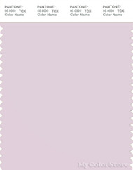 PANTONE SMART 13-3406X Color Swatch Card, Orchid Ice