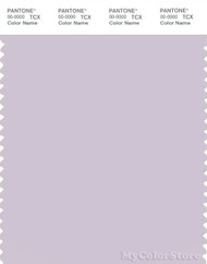 PANTONE SMART 13-3805X Color Swatch Card, Orchid Leaf
