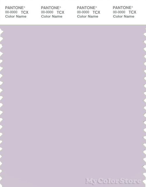 PANTONE SMART 13-3805X Color Swatch Card, Orchid Leaf