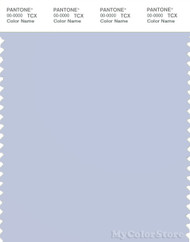 PANTONE SMART 13-3920X Color Swatch Card, Halogen Blue